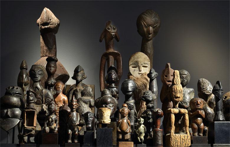 miniatures - Galerie Renaud Vanuxem